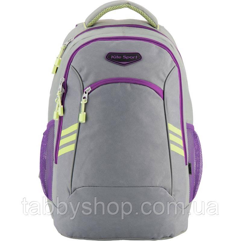 Рюкзак школьный ортопедический KITE Sport 813-1