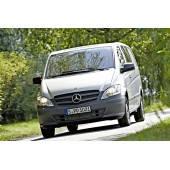 Тюнинг Mercedes vito/viano w639 (мерседес вито/виано)