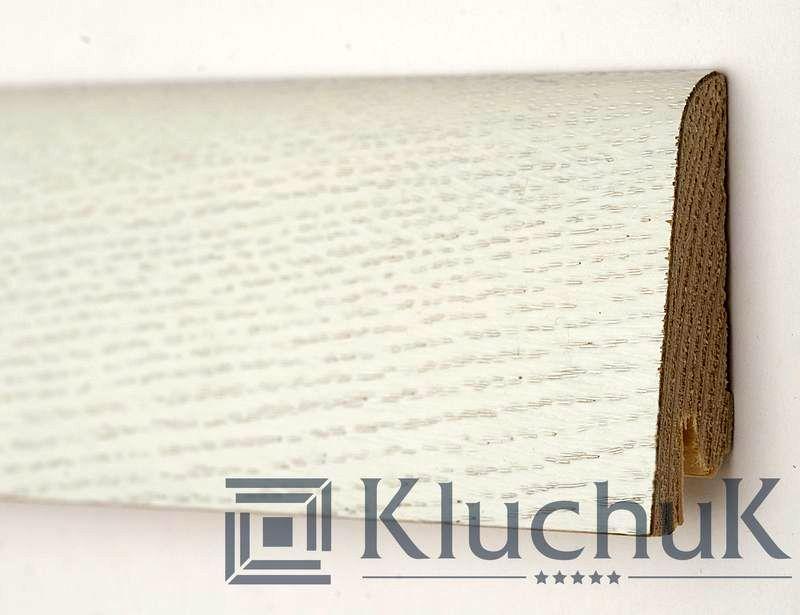 Плинтус Kluchuk Рустик KLR60-02 Дуб Зимний 60мм