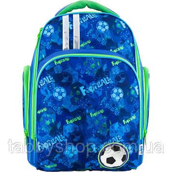 Рюкзак школьный ортопедический KITE Football 706-1