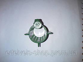 Годівниця фідерна пластикова з крилами кругла 20,30,40 грам, фото 2