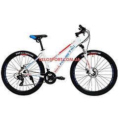 """Горный велосипед Kinetic Vesta 27.5 дюймов 17"""" белый"""
