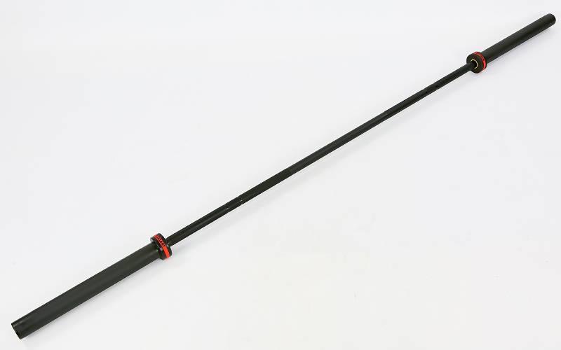 Гриф для Пауэрлифтинга до 680 кг (профессиональный), 29 мм