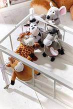 Плюшеві іграшки в асортименті
