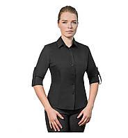 Блуза женская _Black_FLORENCE