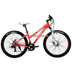 """Горный велосипед Kinetic Vesta 27.5 дюймов 15,5"""" красный"""