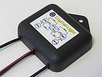 Блок стробоскоп 12В 24В. Блок управления светодиодными нагрузками