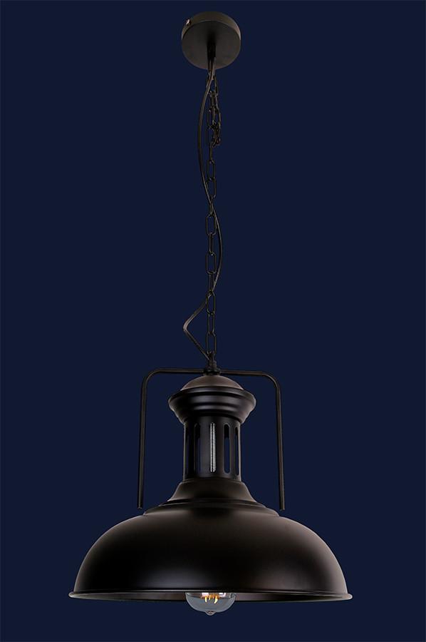 Люстра подвесная Levistella 7528880-1 BK