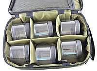 Сумка с баночками Carp Zoom Dip Bag, 29x17x8cm