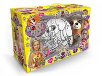 Набор сумка под раскраску Royal Pets Danko toys, RP-01-03, 6079128