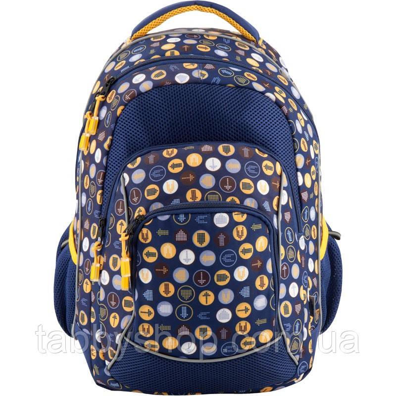 Рюкзак школьный ортопедический KITE Junior 814