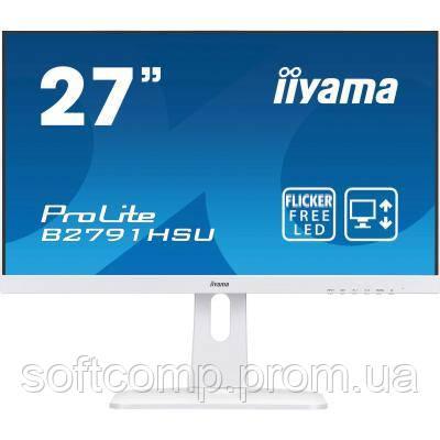 Монитор iiyama B2791HSU-W1, фото 1