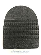 Набойка резиновая для обуви Conti-Contact, цв. черный