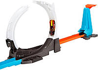Автотрек Хот Вилс Запуск ракеты - Hot Wheels Track Builder Rocket Launch Challenge Playset