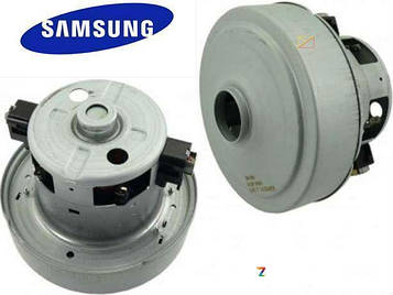 Двигун пилососа 1800W Samsung d=135 h=112 бурт(низький)