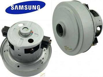 Двигун пилососа 1800W Samsung d=135 h=119 бурт(високий)