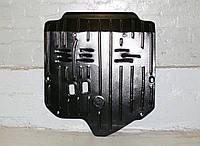 Защита картера двигателя и кпп, абсорбера Chevrolet Captiva 2006-2010 с установкой! Киев