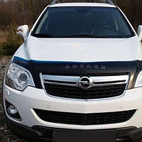 Дефлектор капота (мухобойка) Opel Antara 2007-2012, Vip Tuning, OP01