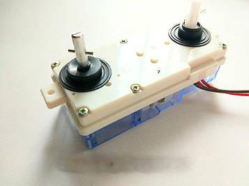 Часы, таймер (двойной, 3 провода) для стиральных машин Saturn.Liberton.Delfa