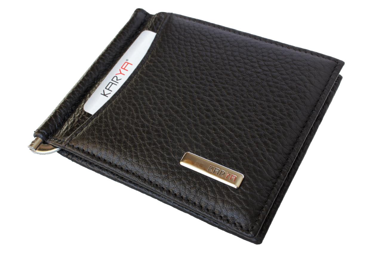 cc457e166b8 Зажим для денег Karya 0455-45