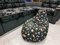 Кресло-груша Print
