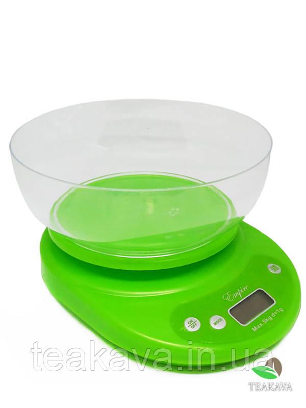Кухонные весы с чашей (электронные)
