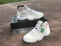 """Кроссовки Nike Air Jordan 11 """"Platinum Tint""""  реплика"""