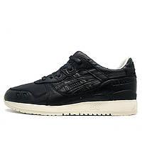 25f3272edee2c0 Asics Gel Lyte Iii Black Leather — Купить Недорого у Проверенных ...