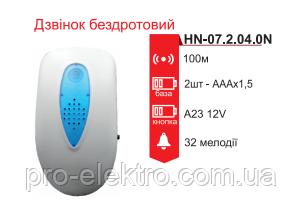 Звонок 12V RIGHT HAUSEN HN-072040N