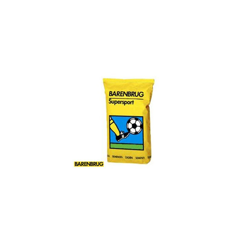Семена газонной травы Газон Supersport Barenbrug суперспорт мешок 15кг