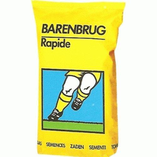 Семена газонной травы Barenbrug баренбруг РАПИД RAPID мешок 15кг