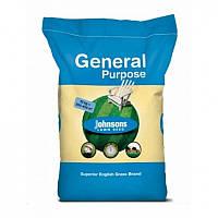 Семена газонной травы Johnsons General Purpose Hot УНІВЕРСАЛЬНА 10КГ