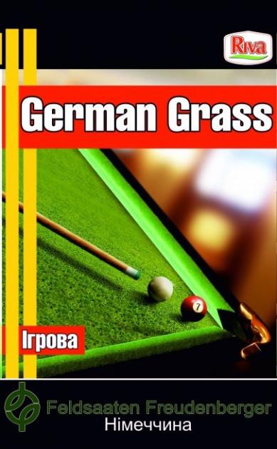Семена газонной травы German Grass Игровая 10КГ