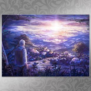 Плакат Аниме Mushishi 01