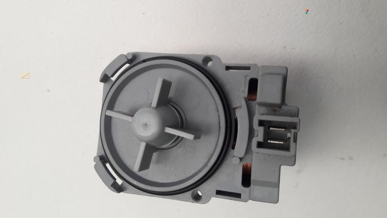 Помпа для стиральных машин Askoll 30W M50 (клеммы впереди) 3-х защел.