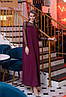 Женское платье с сеткой р 15140 гл, фото 5