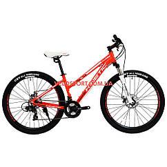 """Горный велосипед Kinetic Vesta 27.5 дюймов 17"""" красный"""