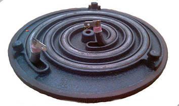 ТЭН для печки (блин) 145 мм(малый)\ 1,0 кВт (1000Вт)