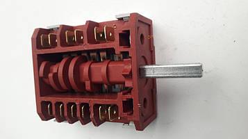 Переключатель духовки и электроплит MXT BC6-07 , AN_EL 30E3 7-ми поз.