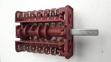 Переключатель духовки и электроплит MXT BC6-12.655