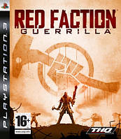 Red Faction: Guerrilla (русская версия) (PS3) БУ