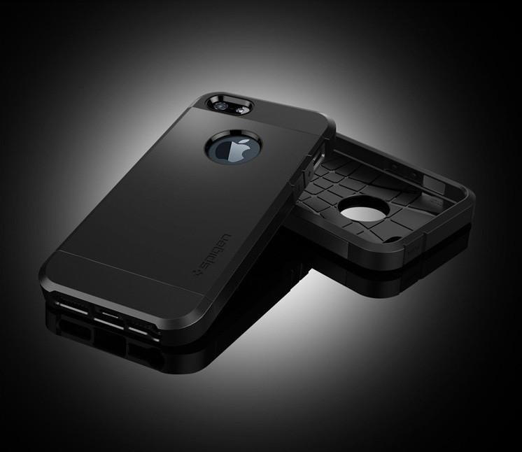 Чехол для iPhone 4 4S SGP Tough Armor, фото 1