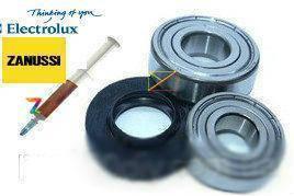 Комплект підшипників і сальник 30*52*10/12 для пральної машини Zanussi Electrolux