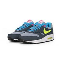 0bcb54f2 Женские кроссовки Nike AIR MAX 1 (GS) Оригинальные 100% из Европы фирменные  Жіночі