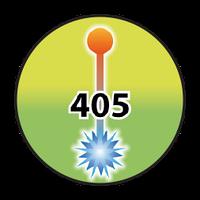 Термо-гель Real Professional №405