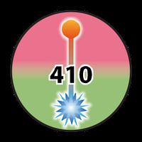 Термо-гель Real Professional №410