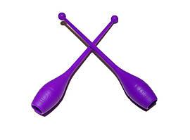 Булава для художньої гімнастики El Leon De Oro Deportiva Фіолетовий