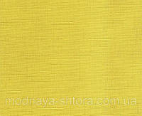 "Тканевые рулонные шторы ""Oasis"" лен (желтый), РАЗМЕР 47,5х170 см, фото 1"