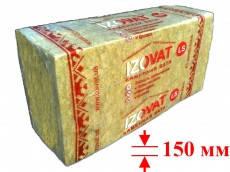 Покрівельний базальтовий утеплювач Izovat LS (Ізоват) 150 мм