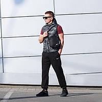 Спортивный костюм Nike (безрукавка+штаны, БАРСЕТКА В ПОДАРОК),  (Реплика ААА)